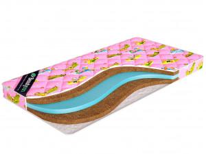 Детский матрас - Baby Sandwich Hard - Beautyson - (высота 9 см)