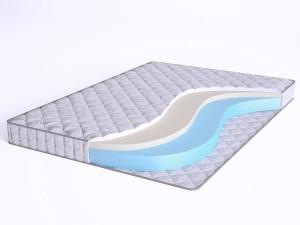 Матрас с с эффектом памяти и с Airfoam - Elastic Cloud MF10 - Beautyson - чехол ХЛОПОК