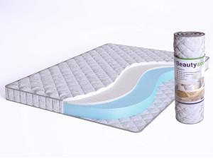 Матрас с Airfoam и с натур. латексом - Elastic Comfort LF10 - Beautyson - чехол ХЛОПОК