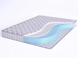 Матрас с Airfoam и с натур. латексом - Elastic Comfort LF14 - Beautyson - чехол ХЛОПОК