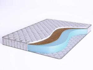 Матрас с Airfoam и с кокосом - Elastic Forma CF14 - Beautyson - чехол ХЛОПОК