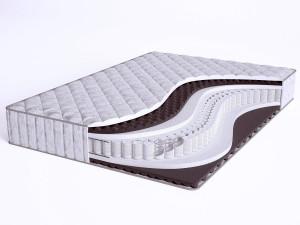 Матрас с массажным эффектом - Sense Fiber S600 mini - Beautyson (пружины S600 / чехол ХЛОПОК)