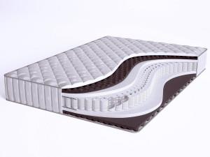 Матрас с массажным эффектом - Sense Fiber Synth S600 mini - Beautyson (пружины S600 / чехол СИНТЕТИКА)