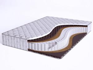 Матрас с массажным эффектом - Sense Medium S600 - Beautyson (пружины S600 / чехол ХЛОПОК)