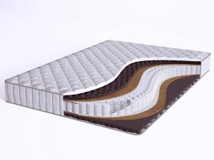 Матрас с массажным эффектом - Sense Medium Synth S600 mini - Beautyson (пружины S600 / чехол СИНТЕТИКА)