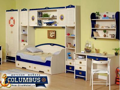 Детская мебель Колумбус
