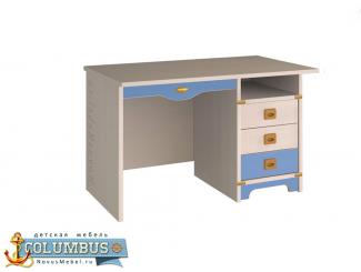 Письменный стол с тумбой СПРАВА - С-0713.2 R