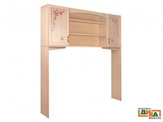 Шкаф-надстройка 2-х дверная - N-0614 Art