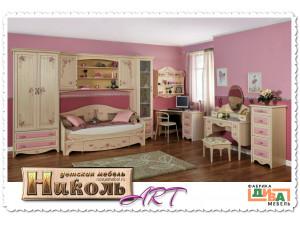 Детская кровать Art, - 120*200 - N-19012 Art