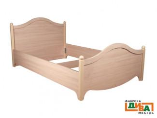 Детская кровать, - 90*190 - N-1901 (дуб)