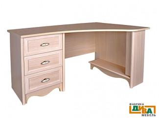 Угловой письменный стол - N-0716R (дуб)