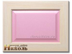2-х дверный шкаф с полками - N-2212 (roz)