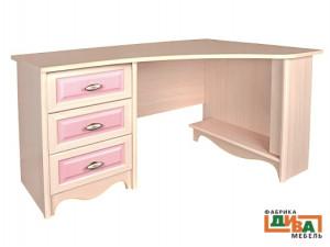 Угловой письменный стол - N-0716R (roz)