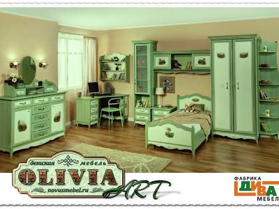 мебель Оливия ART