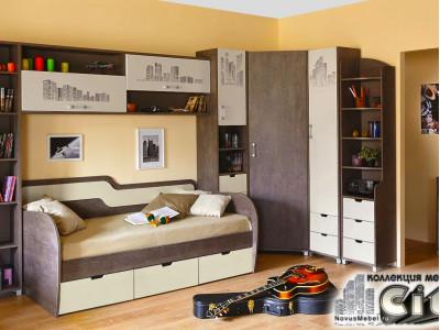 детско-подростковая мебель Сити2