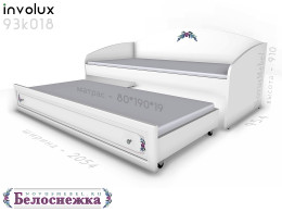 Кровать-тахта с дополнительной кроватью - 93к018