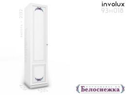 1-дверный шкаф с 5-ю полками - 93н018, ЛЕВЫЙ