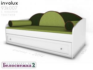 Кровать-тахта с дополнительной кроватью - 93к007