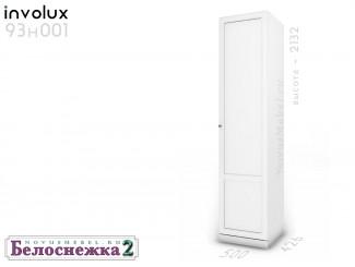 1-дверный шкаф с 5-ю полками - 93н001, ПРАВЫЙ