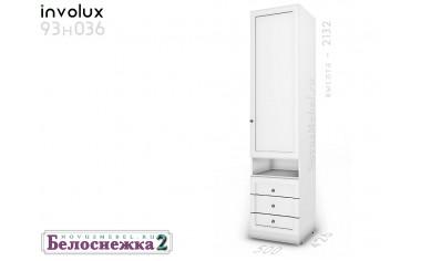 1-дверный шкаф 93н036