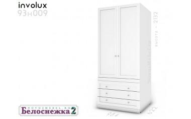 2х дверный шкаф 93н009