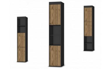 Стеллаж с дверками - 118н002_0023
