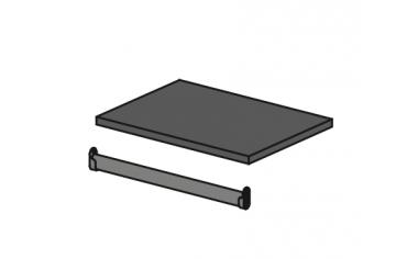 Полка и штанга для шкафа- 118н0034