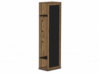 Шкаф-окончание с дверью и грифельной доской - 118н012