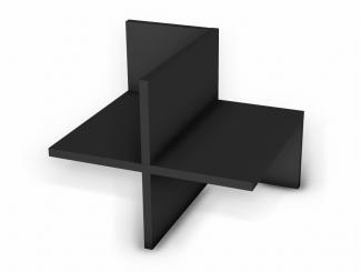 Вкладыш для стеллажа - (КРЕСТИК) - 118p007