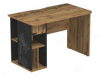 Письменный стол с тумбой СЛЕВА - 127s002