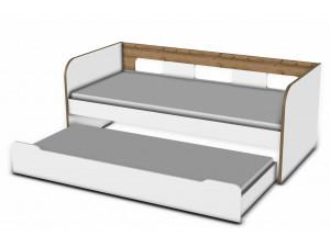 Кровать 90*200 с выкатной доп. кроватью - 118к001_013