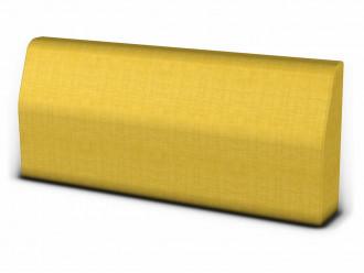 Подушка для спинки, прямоугольная - 118к101