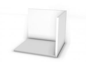 Вкладыш 3-х сторонний для стеллажа - 118р009