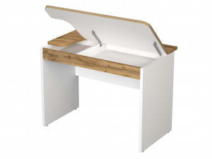 Письменный стол с крышкой - 118s003 - ПРАВЫЙ