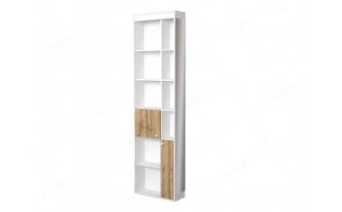 Шкаф окончание с 2-мя дверками и зеркалом - 118н009 - ЛЕВЫЙ