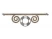 Двухярусная кровать, без лестницы - 93к024