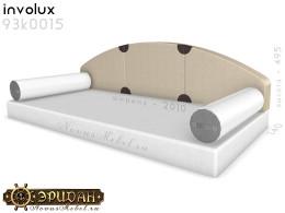 Подушки для кровати - 93к0015