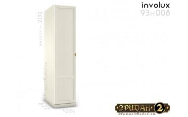 1-дверный шкаф со штангой - 93н008 (ЛЕВЫЙ)