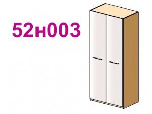 Шкаф двухдверный с 4-мя полками - 52н003
