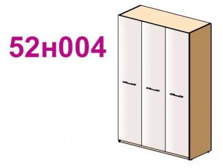 Шкаф трехдверный - 52н004