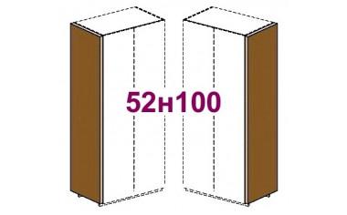 Декоративная боковина для шкафов - 52н100