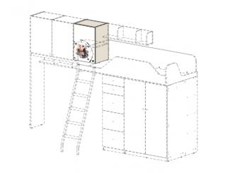 Дополнительная полка для кровати-чердака - 92р005