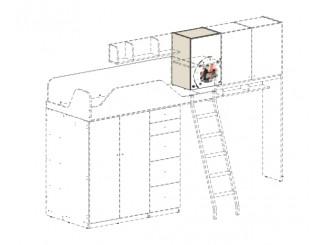 Дополнительная полка для кровати-чердака - 92р006