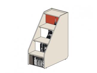Лестница для 2-х ярусной кровати - 92т071
