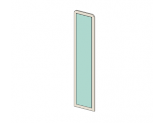 Зеркало узкое высокое - 92z002