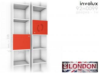 Дверка для стеллажа (на 1 ячейку) Вар.1 - 92н0099