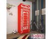2х-дверный шкаф телефонная будка - 92н020