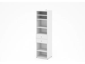 Низкий шкаф с 2-мя ящиками - 53н011