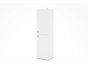 Низкий шкаф с 2-мя фасадами - 53н021