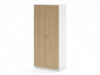 2-х дверный шкаф со штангой - 53н051